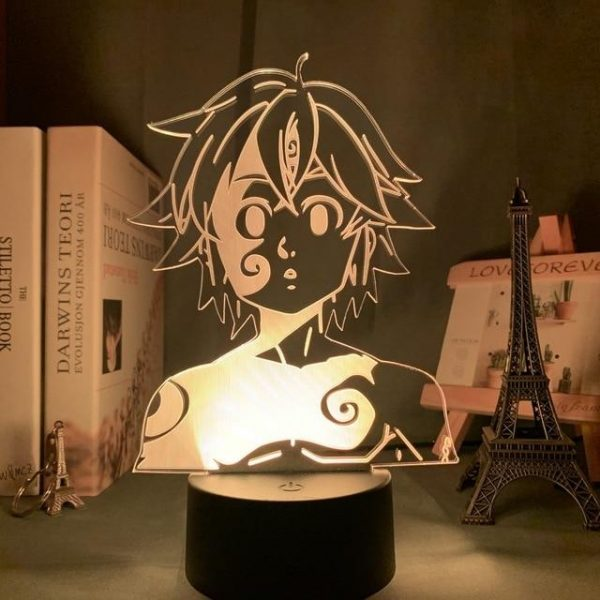 product image 1496231672 - Anime 3D lamp