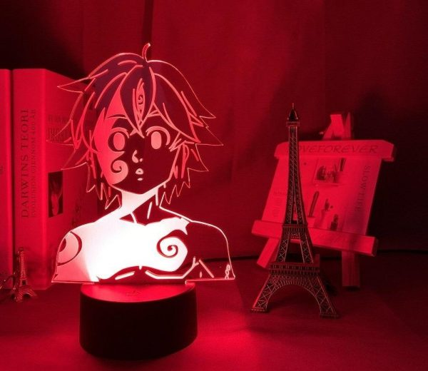 product image 1496231680 - Anime 3D lamp