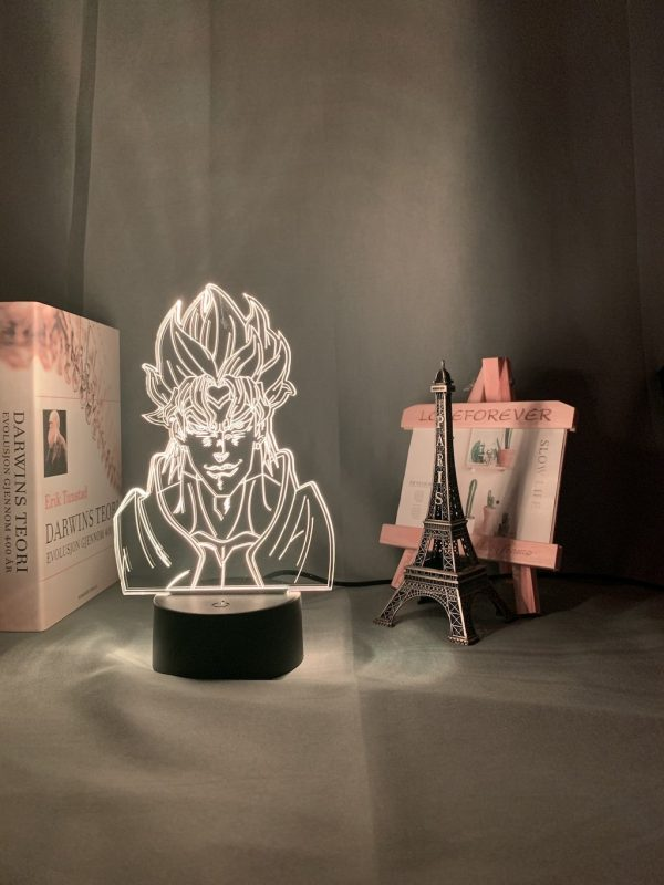 product image 1503961156 - Anime 3D lamp