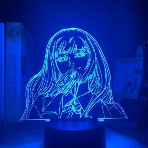 YUMEKO LED ANIME LAMP (KAKEGURUI) Otaku0705 TOUCH Official Anime Light Lamp Merch