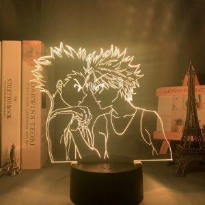 GON X KILLUA FOREVER LED ANIME LAMP (HUNTER X HUNTER) Otaku0705 TOUCH +(REMOTE) Official Anime Light Lamp Merch