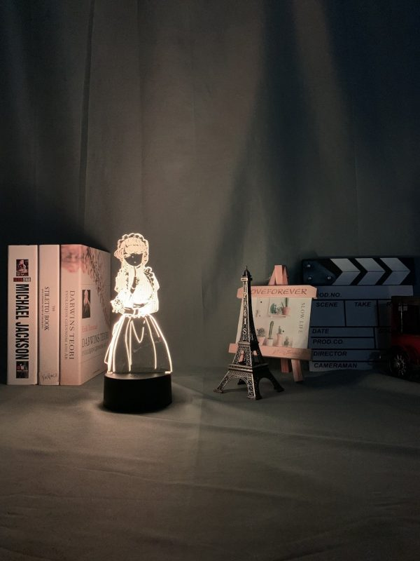 product image 1552301217 - Anime 3D lamp