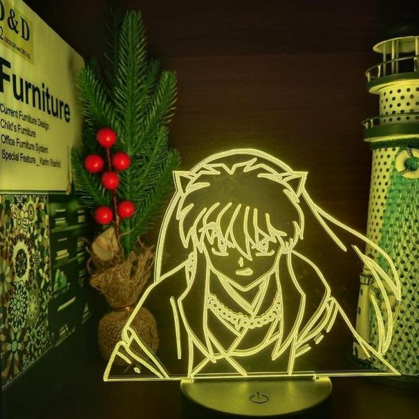 product image 1590948693 - Anime 3D lamp