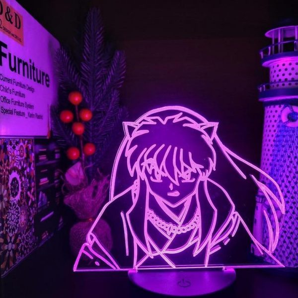 product image 1590948696 - Anime 3D lamp