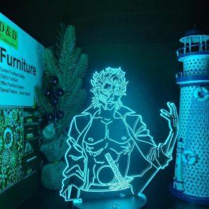 GRIMMJOW BLEACH LED ANIME LAMP (BLEACH) Otaku0705 TOUCH +(REMOTE) Official Anime Light Lamp Merch