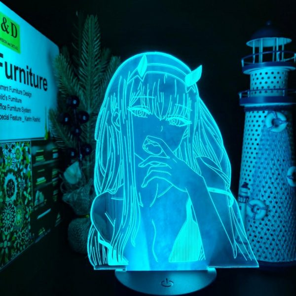 product image 1591205788 - Anime 3D lamp
