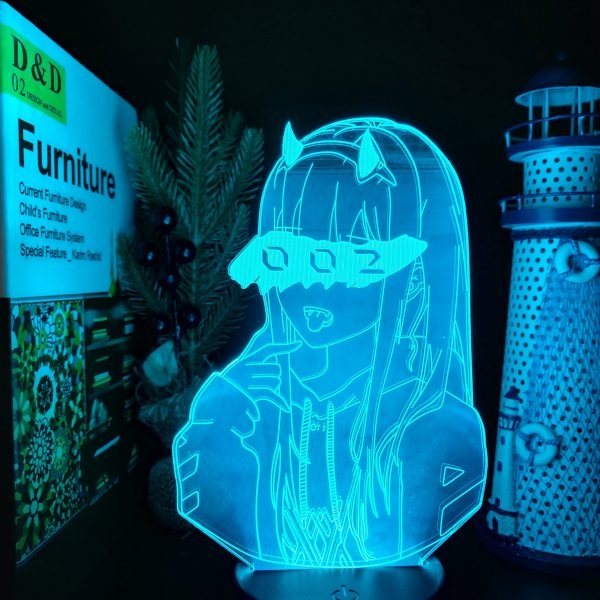 product image 1591307029 - Anime 3D lamp