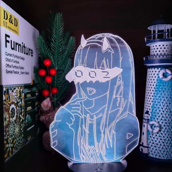 product image 1591307039 - Anime 3D lamp