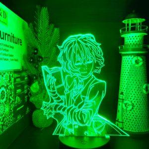 DAZAI+ LED ANIME LAMP (BUNGO STRAY DOGS) Otaku0705 TOUCH Official Anime Light Lamp Merch