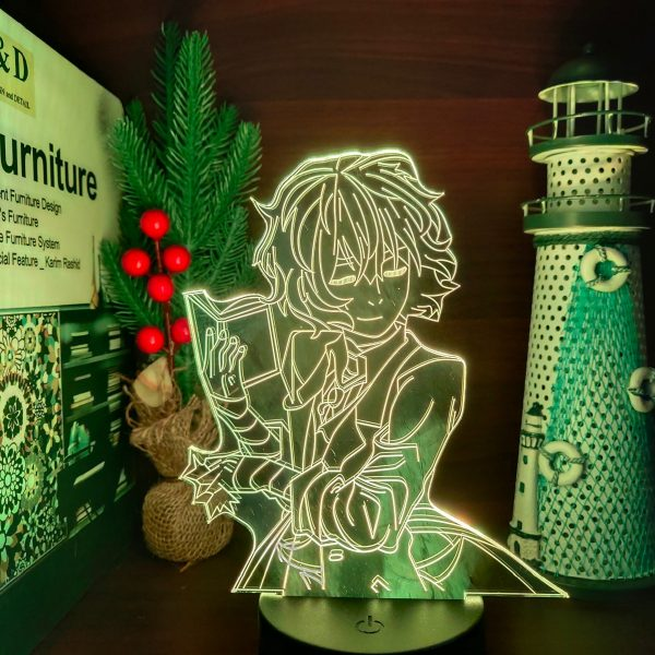 product image 1594060222 - Anime 3D lamp