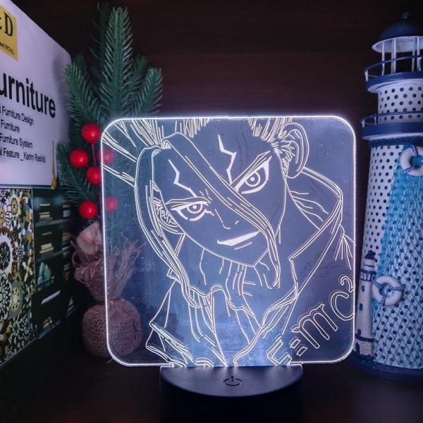 product image 1594061720 - Anime 3D lamp