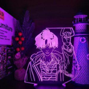 YOONBUM LED ANIME LAMP (KILLING STALKING) Otaku0705 TOUCH +(REMOTE) Official Anime Light Lamp Merch