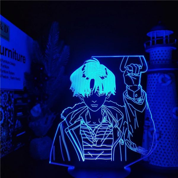 product image 1594062944 - Anime 3D lamp