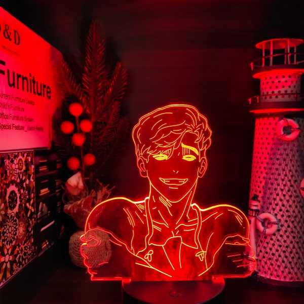 product image 1594063128 - Anime 3D lamp