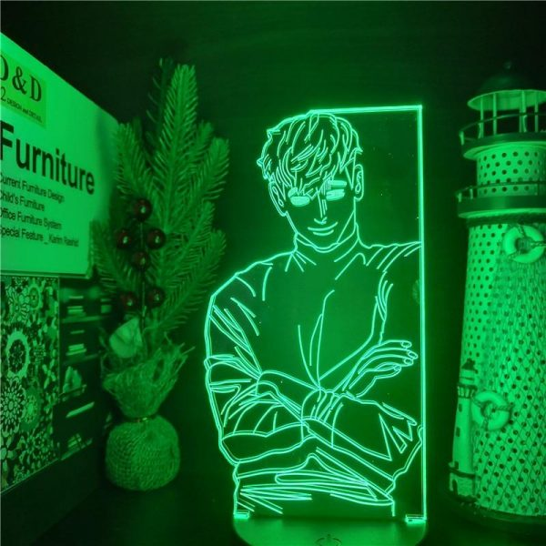 product image 1594063159 - Anime 3D lamp