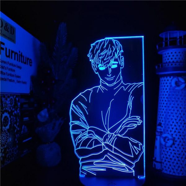 product image 1594063161 - Anime 3D lamp
