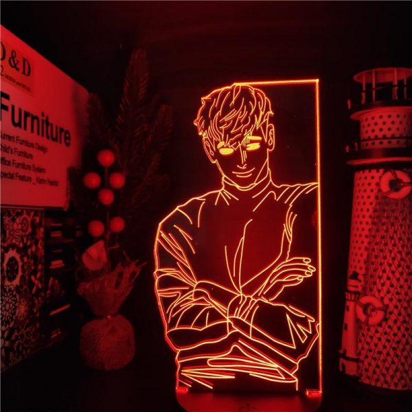 product image 1594063162 - Anime 3D lamp