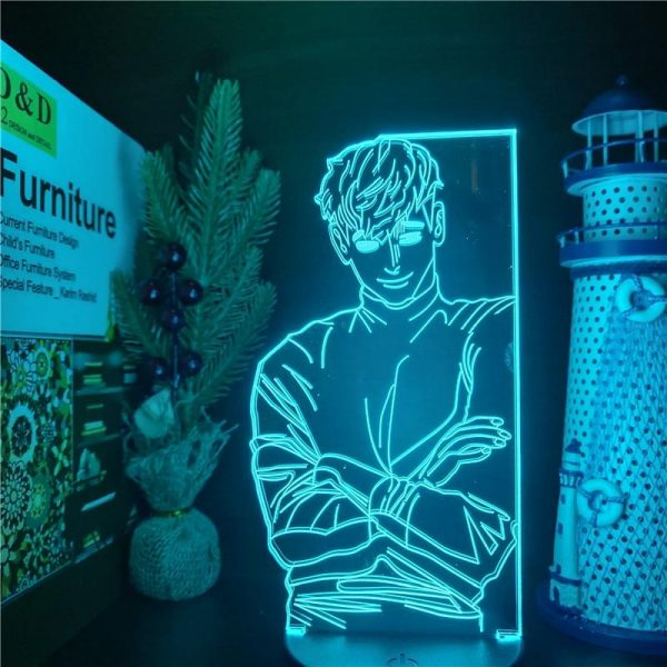 product image 1594063163 - Anime 3D lamp
