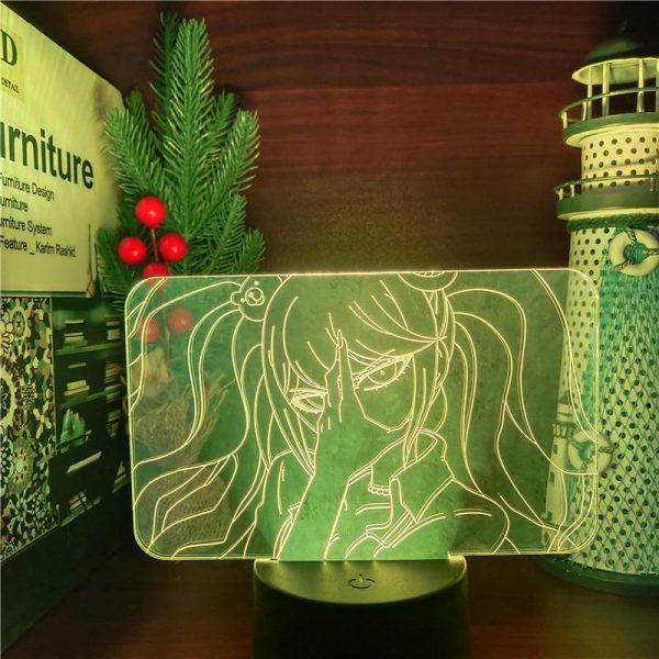 product image 1594063614 - Anime 3D lamp