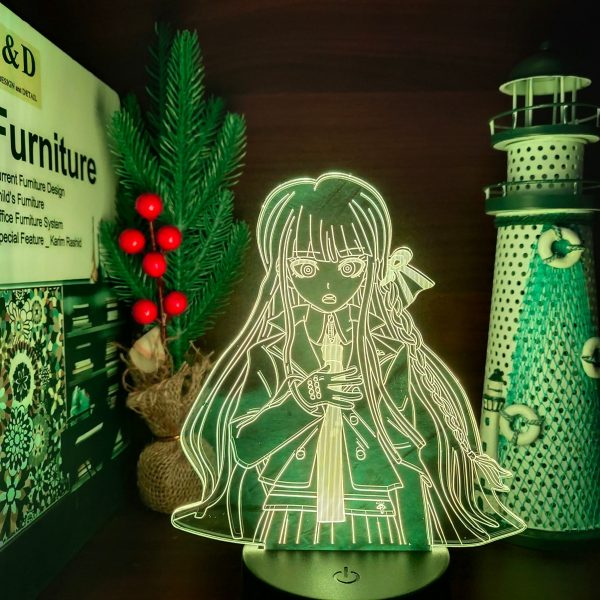 product image 1595559598 - Anime 3D lamp