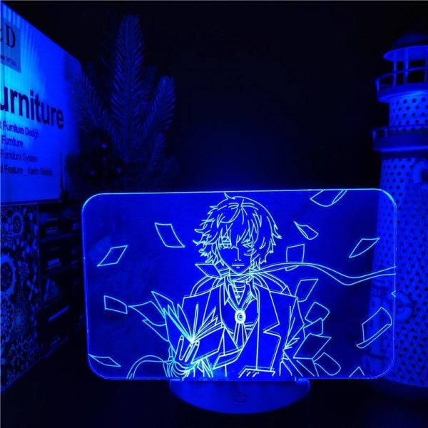 product image 1595561230 - Anime 3D lamp