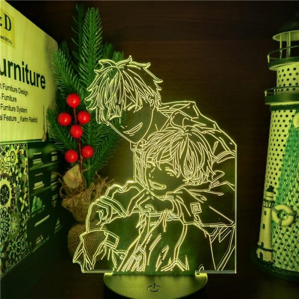 product image 1595644651 - Anime 3D lamp