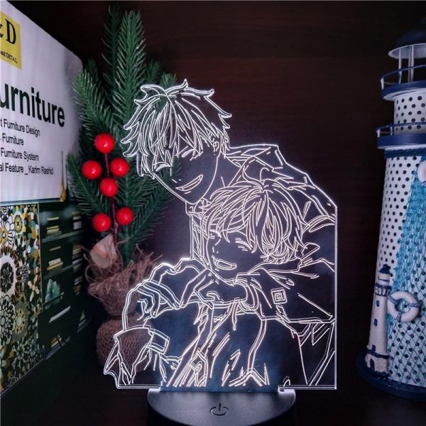 product image 1595644662 - Anime 3D lamp