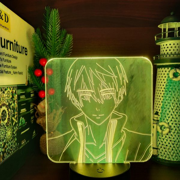 product image 1596373124 - Anime 3D lamp