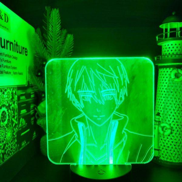 HARUKA NANSE LED ANIME LAMP (FREE! IWATOBI SWIM CLUB) Otaku0705 TOUCH Official Anime Light Lamp Merch
