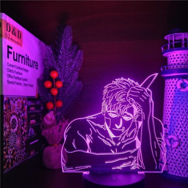 product image 1601548146 - Anime 3D lamp