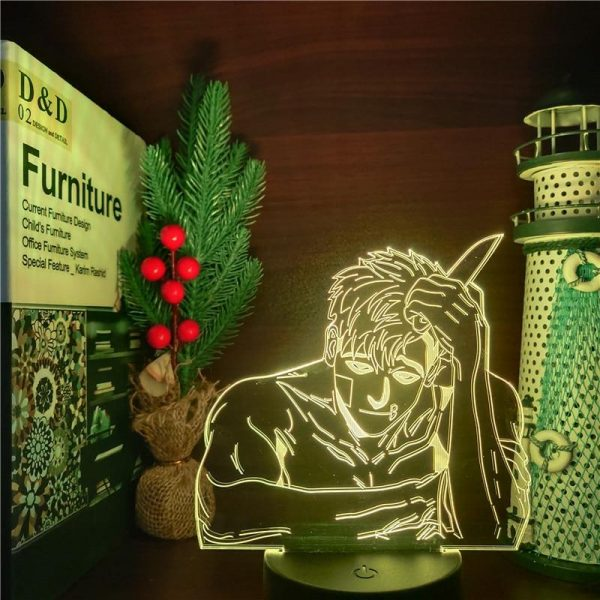 product image 1601548149 - Anime 3D lamp
