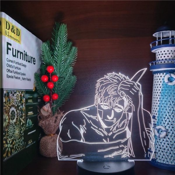 product image 1601548150 - Anime 3D lamp