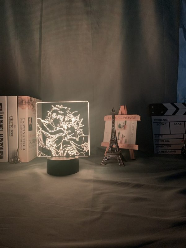 product image 1604866344 - Anime 3D lamp