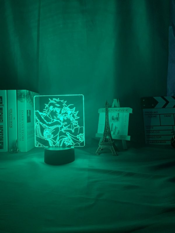 product image 1604866345 - Anime 3D lamp
