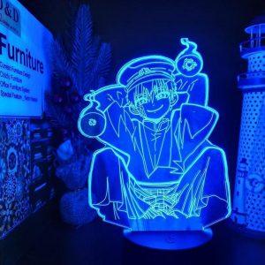 HANAKO-KUN LED ANIME LAMP (TOILET-BOUND HANAKO-KUN) Otaku0705 TOUCH Official Anime Light Lamp Merch