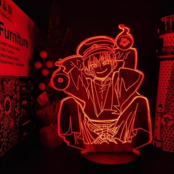 product image 1604869781 - Anime 3D lamp