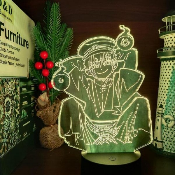 product image 1604869794 - Anime 3D lamp