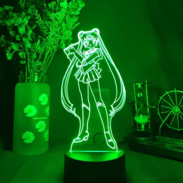 product image 1609698052 - Anime 3D lamp