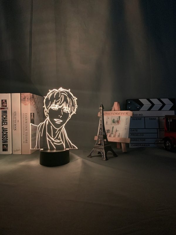 product image 1613337786 - Anime 3D lamp