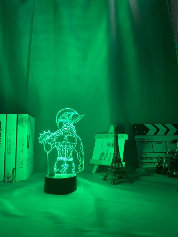 product image 1613531520 - Anime 3D lamp