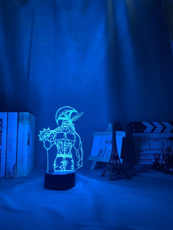 product image 1613531524 - Anime 3D lamp