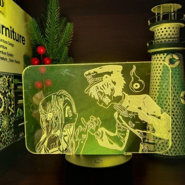product image 1615035540 - Anime 3D lamp