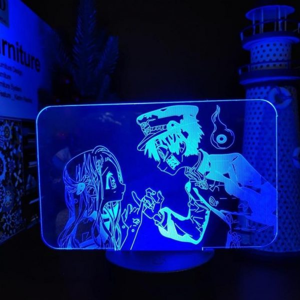 product image 1615035541 - Anime 3D lamp