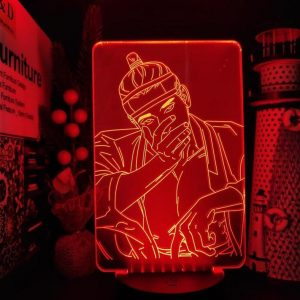 YOON SEUNGHO LED ANIME LAMP (PAINTER OF THE NIGHT) Otaku0705 TOUCH +(REMOTE) Official Anime Light Lamp Merch