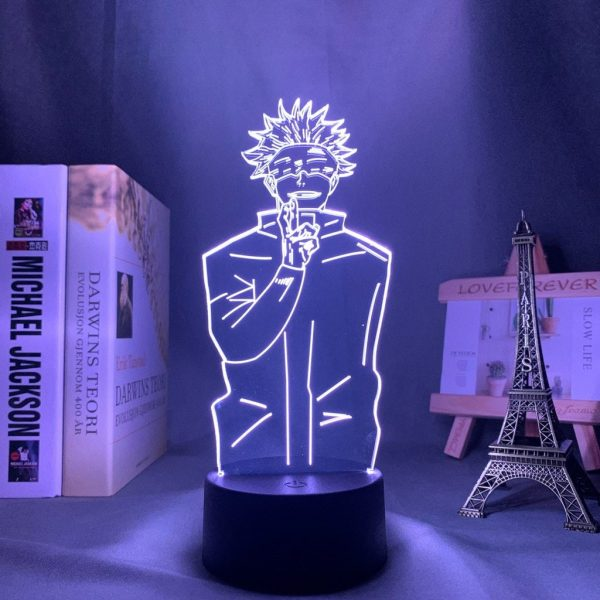 product image 1640636577 - Anime 3D lamp