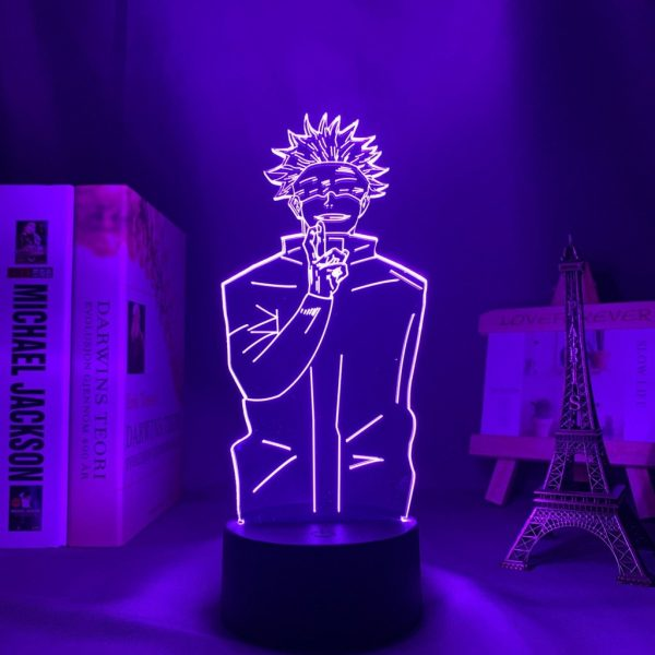 product image 1640636586 - Anime 3D lamp