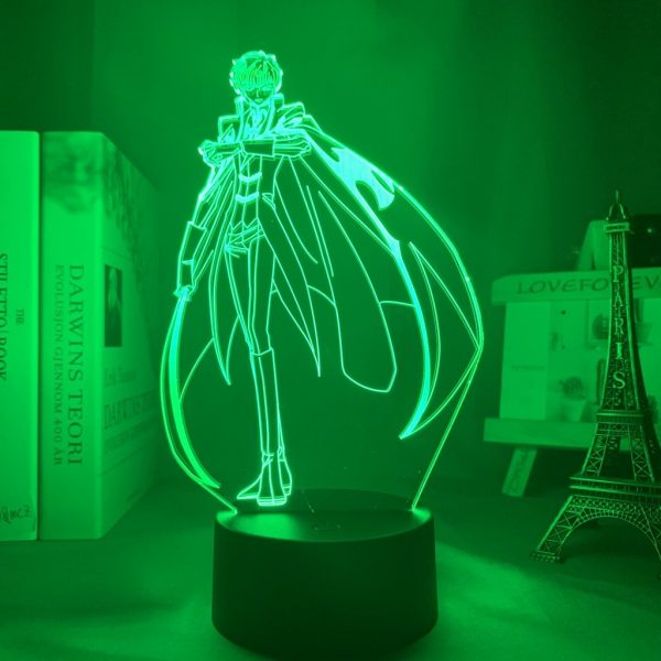 product image 1641639560 - Anime 3D lamp