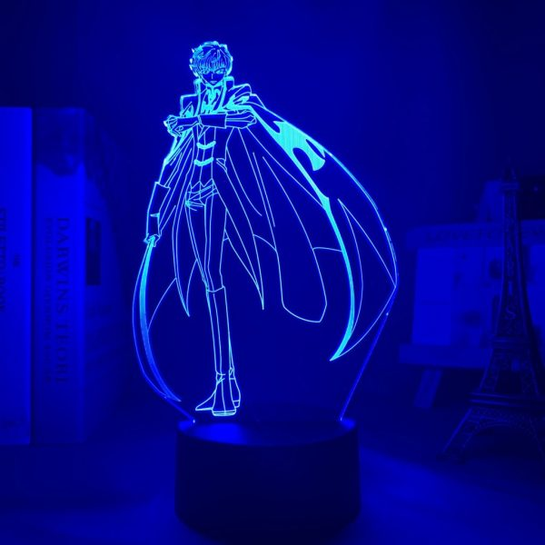 product image 1641639561 - Anime 3D lamp