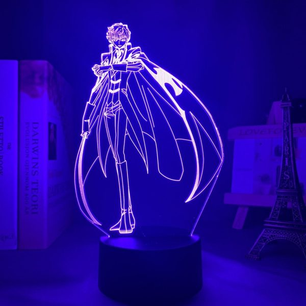 product image 1641639562 - Anime 3D lamp