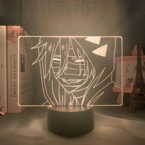 ZACK LED ANIME LAMP (ANGEL OF SLAUGHTER) Otaku0705 TOUCH Official Anime Light Lamp Merch